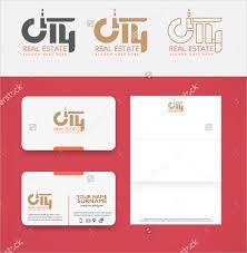 8 real estate company letterhead templates free psd format