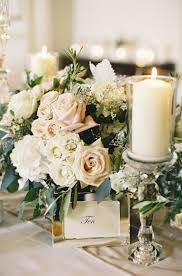 home design charming low floral centerpieces natural wedding 4