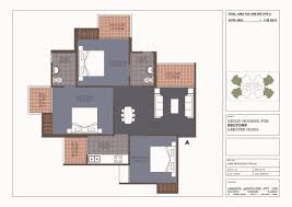 3 Bhk Apartment Floor Plan by Patel Neotown Noida Extension 2 3 Bhk Apartments Floor Plan