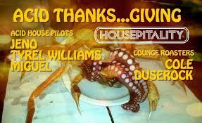 ra acid thanksgiving housepit jenö tyrel miguel cole