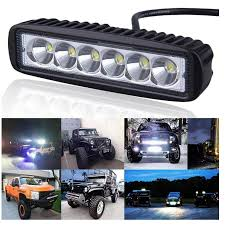 6 inch light bar 6 inch led light bar big crazy buys