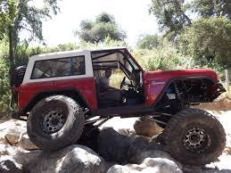 2016 Bronco Svt Red Label 68 Bronco 4 6 4v And 42