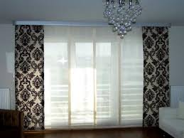 Breakfast Nook Window Treatment Ideas Decor Window Treatment Ideas For Sliding Glass Doors Window