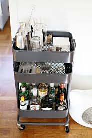 ikea raskog hack storage organization black ikea raskog cart for dining storage