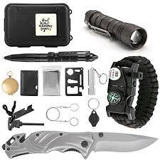 bracelet survival kit images Sansido emergency survival kit survival gear 13 in 1 outdoor first jpg