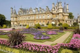 waddesdon manor waddesdon manor garden aylesbury gardens britain s finest