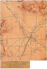 Nevada Map Nevada Maps Perry Castañeda Map Collection Ut Library Online