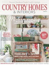 country homes and interiors magazine our sofa is april s front cover in country homes and