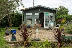 She Sheds by From She Sheds To Shedquarters U2013 A Cosy Place To Call Your Own
