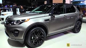 land rover discovery 2015 2015 land rover discovery sport hse luxury exterior walkaround