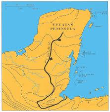 Belize On Map Holocene Sediments Of The Belize Shelf Belize History