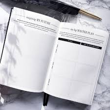 your own planner weekly ceo of my own planner black ella iconic