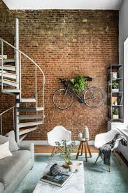 charming exposed brick interiors that look so warm and welcoming