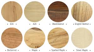 wood of types of wood roca woodworks