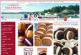 cranberry island kitchen website design website portfolio web designer in southern maine