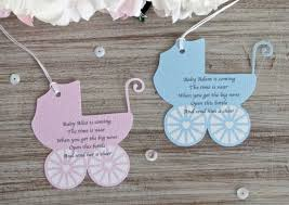 baby shower favor tags baby shower wine labels baby shower