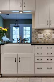 white kitchen cabinets what color hardware white kitchen cabinets with black hardware countertopsnews