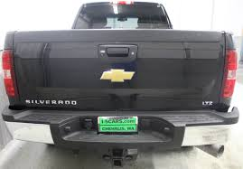pre owned 2013 chevrolet silverado 2500hd ltz pickup in chehalis