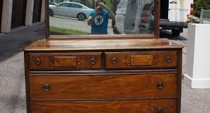 Vanity Dresser Bench Repurpose Old Dresser Mirror 87 Stunning Decor With Build