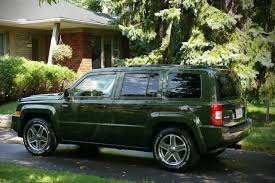 jeep sport green 1st pictures of my pat jeep patriot forums