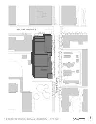 theatre floor plan design excellence awards american institute of architects