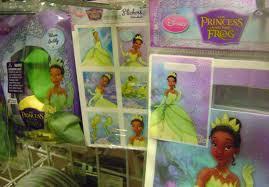 theme princess frog