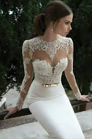 fitted wedding dresses lace fitted wedding dress