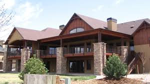 mountain home plans with walkout basement 12 ranch floor plans with walkout basement open plan ranch with
