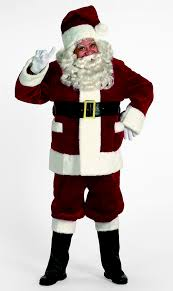 santa claus suits professional santa claus suits and costumes