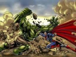 incredible hulk man steel win