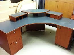 modern l shaped office desk tribesigns modern l shaped desk corner computer pc latop study