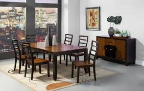 Acacia Wood Dining Room Furniture by Dining Table Set San Isabel I Collection Cm3151t America Tables