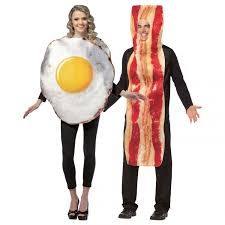 costumes for couples costumes bacon and eggs costume costumes for