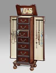 Real Wood Armoire Modern Armoire Wardrobe Wood Drawers Bedroom Furniture Free Shipping