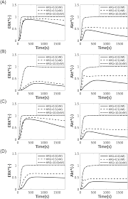 robustness analysis of the detailed kinetic model of an erbb