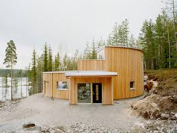 Eco House Design 5 Geometric House Designs With Super Sophisticated Wood Architecture
