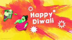 12 colorful happy diwali wishes greeting card images free