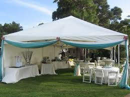 Canopy Tent Wedding by Party Rentals Tampa Event Rental Store St Petersburg Clearwater