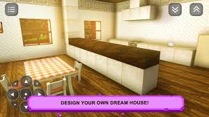 3d Home Design Game Online For Free by Sim Girls Craft Home Design Android Apps On Google Play