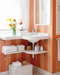 Sink Shelves Bathroom 30 Amazingly Diy Small Bathroom Storage Hacks Help You Store More