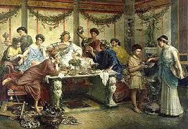 banchetti antica roma alimentazione nell antica roma
