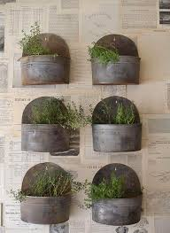 planters that hang on the wall garden wall planter gardening design