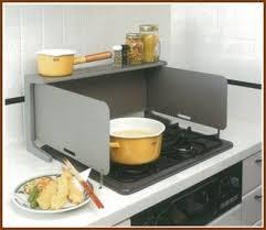stove splash guard cooking clocca rakuten global market oil for kitchen splash