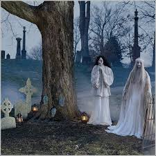 33 best scary decorations ideas graveyards