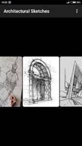 architectural sketches android apps on google play