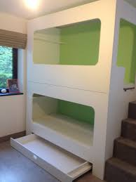 Designer Bunk Beds Melbourne by Beautiful Shared Kids Bedroom Design Idea Features Cool White Bunk