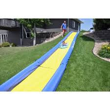 Water Slides Backyard by Turbo Chute Backyard Water Slide Package Rave Sports
