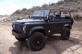 land rover defender off road icon 4x4 land rover defender d90 transformation video digital