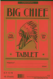 amazon com original big chief writing tablet primary grades