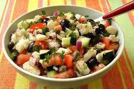 cuisine morue salade de morue ma cuisine santé